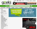 Geeks coupon codes