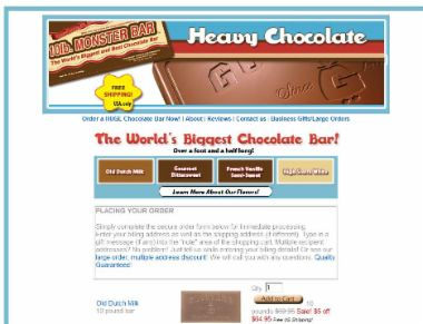 Heavy Chocolate Tumbnail 1
