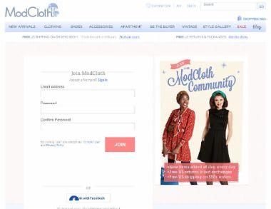 Modcloth coupon codes