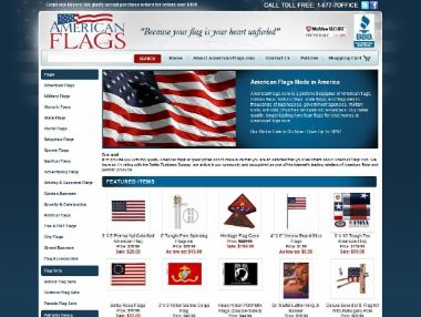 AmericanFlags.com Tumbnail 1