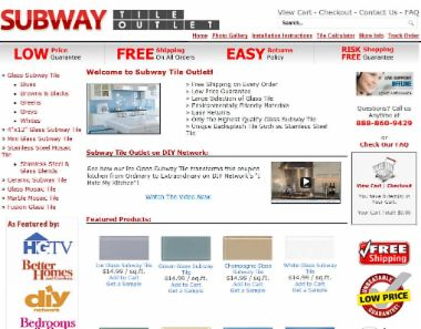 Subway Tile Outlet