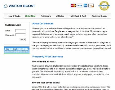 VisitorBoost