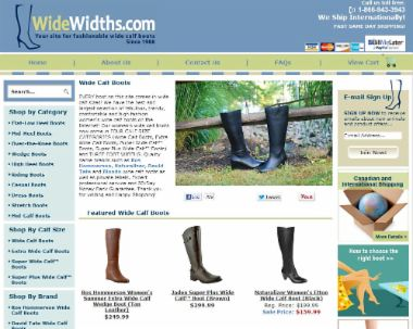 WideWidths.com