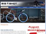 Big Shot Bikes - Custom Fixies and Single Speeds coupons