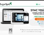 SugarSync coupons